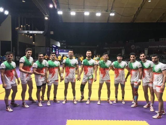سرمربی تیم ملی کبدی: طلای آسیا را می خواهیم