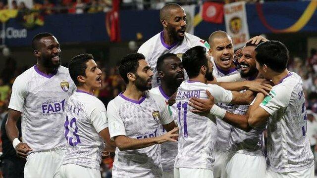 صعود العین به نیمه نهایی جام جهانی باشگاه ها