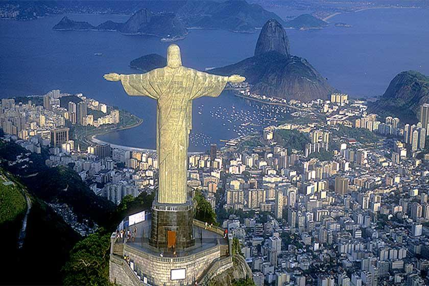 چگونه ویزای توریستی برزیل بگیریم؟