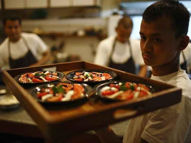 رستوران های هند
