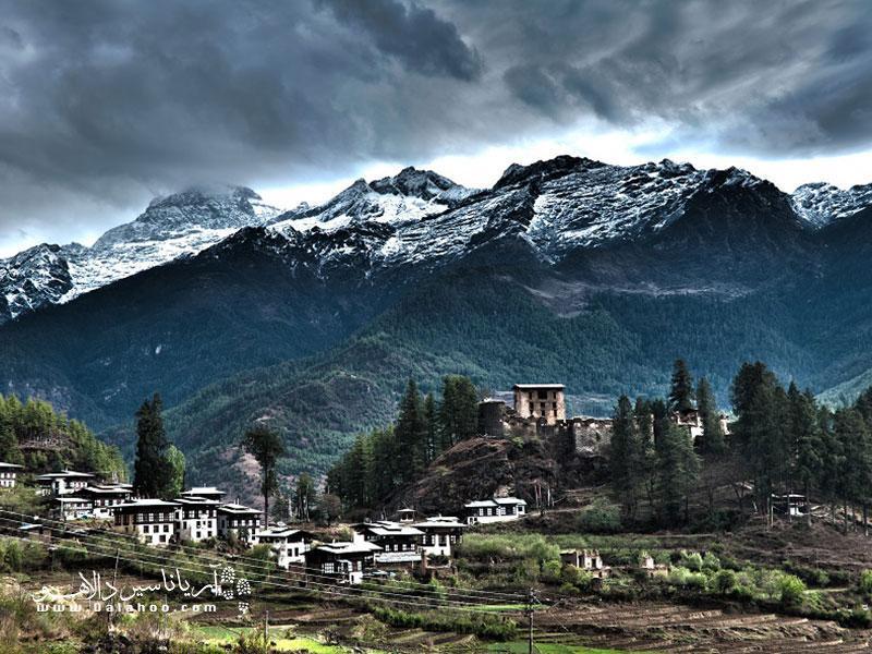 دیدار از آخرین شانگریلا (بوتان)