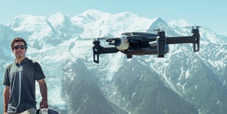 تولید پهپاد قابل کنترل با هدست شیشه ای خلبانی