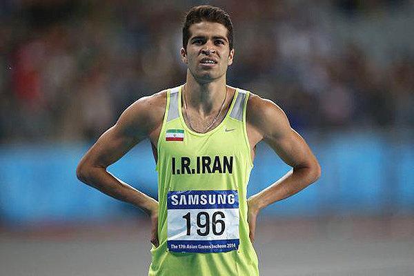 تفتیان به نیمه نهایی دوی 100 متر راه یافت، رقابت با گای و پاول