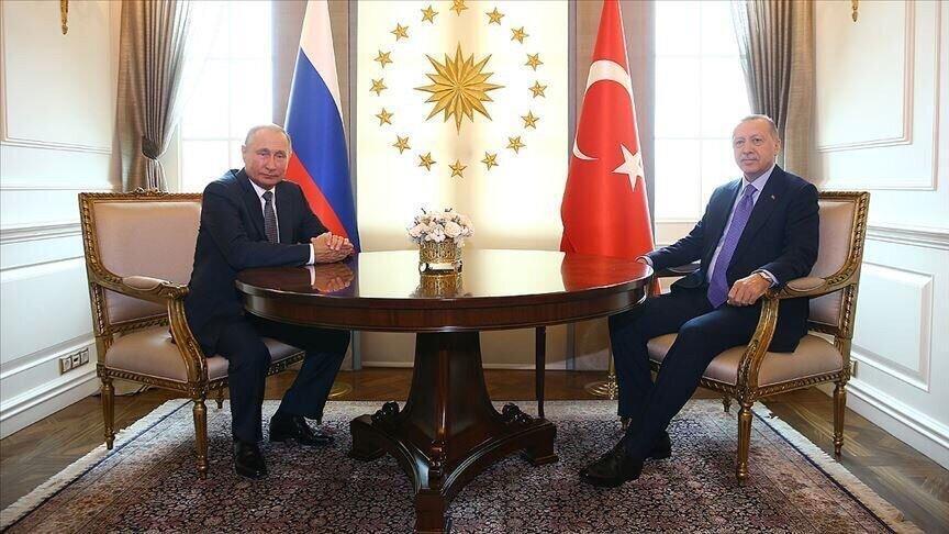 دیدار اردوغان و پوتین هفته آینده برگزار می شود
