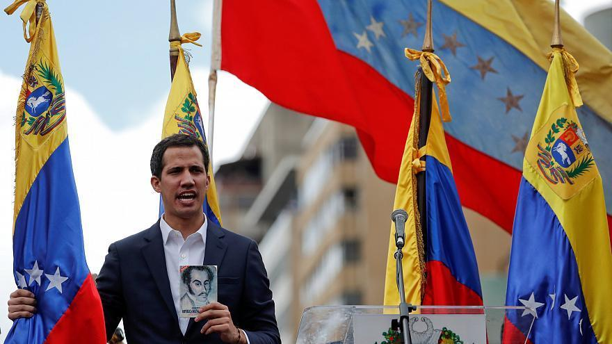 آلمان نیز به صف حمایت کنندگان از رئیس جمهور خود خوانده ونزوئلا پیوست