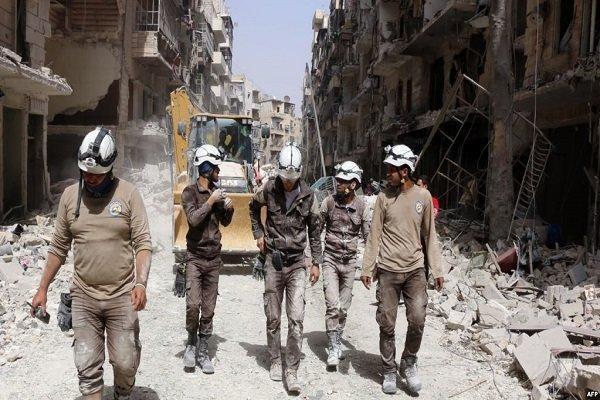 روسیه نسبت به توطئه کلاه سفیدها علیه دولت سوریه هشدار داد