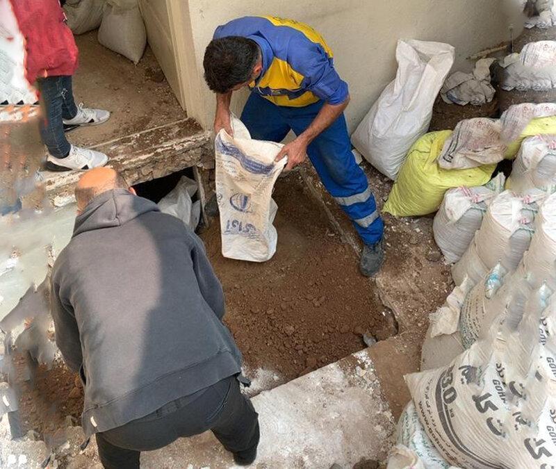زیرزمین فروشی در شمیران نو