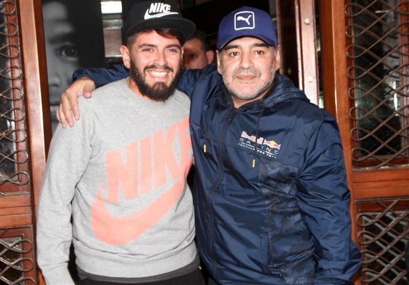واکنش جالب فرزند مارادونا به مقایسه مسی با پدرش و رونالدو