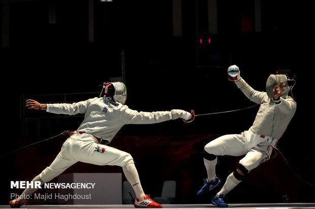 رویدادهای جهانی و گزینشی المپیک شمشیربازی به تعویق افتاد