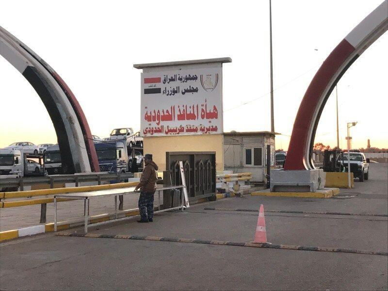 عراق همه گذرگاه های زمینی و هوایی را با جهان خارج بسته است
