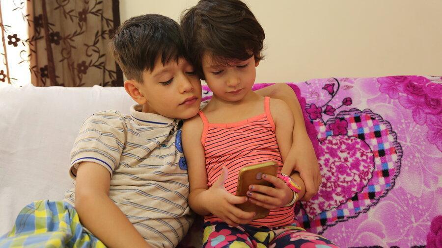 پویش قصه گویی برای چهارساله ها