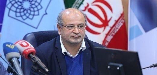 خبرنگاران زالی: شمار مبتلایان به کرونا در تهران نزولی شده است